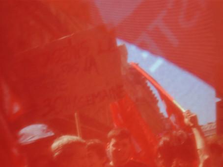 En mars, les Buissonnières votent rouge