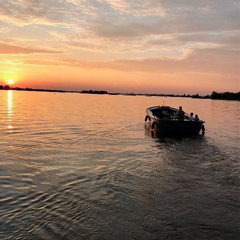 Green Marine battery pack lasts till sundown