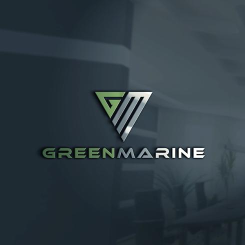 logo Green Marine motors on controller