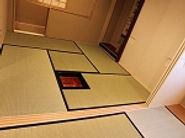 名古屋の音楽スタジオ BLstudio30西大須 和室 風景