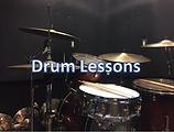 名古屋の音楽スタジオ BLstudio30西大須 Drum Lessons タイトル