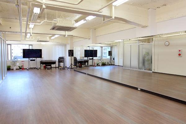 名古屋の音楽スタジオ BLstudio30西大須 スペース70 風景