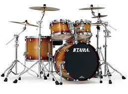 名古屋の音楽スタジオ BLstudio30西大須 201スタジオ ドラムセット TAMA Starclassic Maple