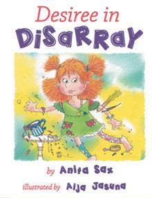 Desiree in Disarray
