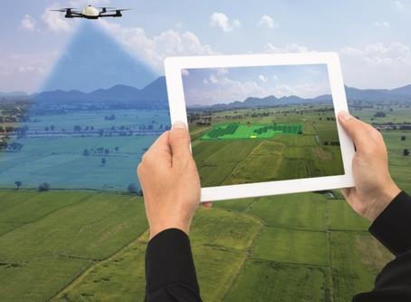 USO DE DRONES EM MT GERA ECONOMIA DE 70% EM AGROTÓXICOS