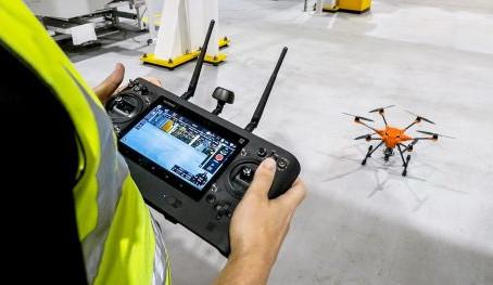 INDRA INVESTE EM DRONES PARA LOGÍSTICA