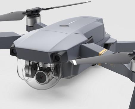 NOVO DRONE DJI MAVIC, UM DRONE SIMPLES, PRATICO E ACESSÍVEL.