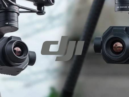 CONHEÇA A MELHOR CÂMERA TERMAL DE DRONE, A DJI XTS