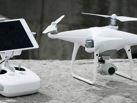 DJI LANÇA NOVA ATUALIZAÇÃO PARA REGISTRO DE DRONES