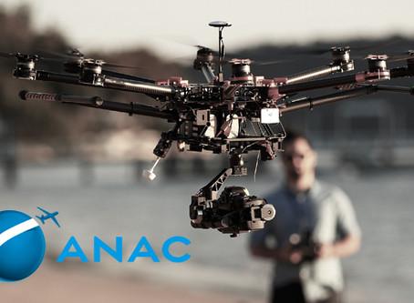 ANAC REGULAMENTA O USO DE DRONES NO BRASIL
