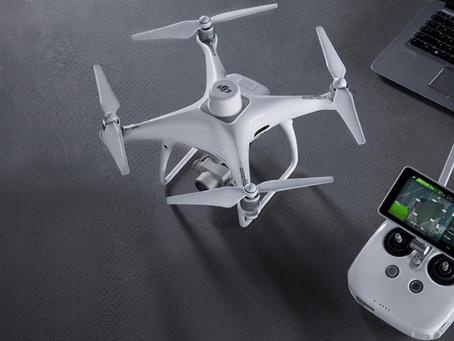 CONHEÇA O NOVO DRONE DJI PHANTOM 4 RTK PARA MAPEAMENTO