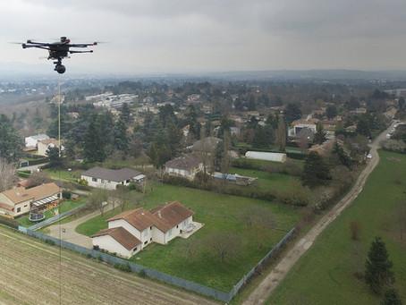 SEGURANÇA PATRIMONIAL COM DRONES