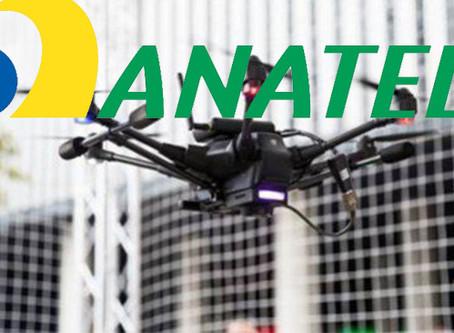 ANATEL LANÇA CHAMADA PARA USUÁRIOS HOMOLOGAREM SEUS DRONES