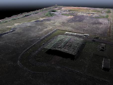 SOFTWARE AGISOFT METASHAPE PARA GERAÇÃO DE INFORMAÇÕES COM DRONES.