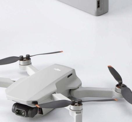 DJI ANUNCIA DRONE MAVIC MINI 2