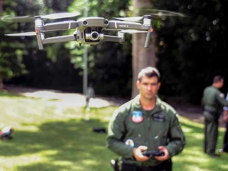 POLICIA MILITAR DE PIRACICAPA COMEÇA UTILIZAR DRONES