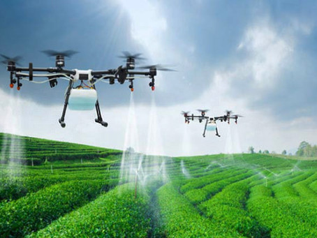 DIFERENÇA ENTRE OS DRONES AGRAS T16 E T20