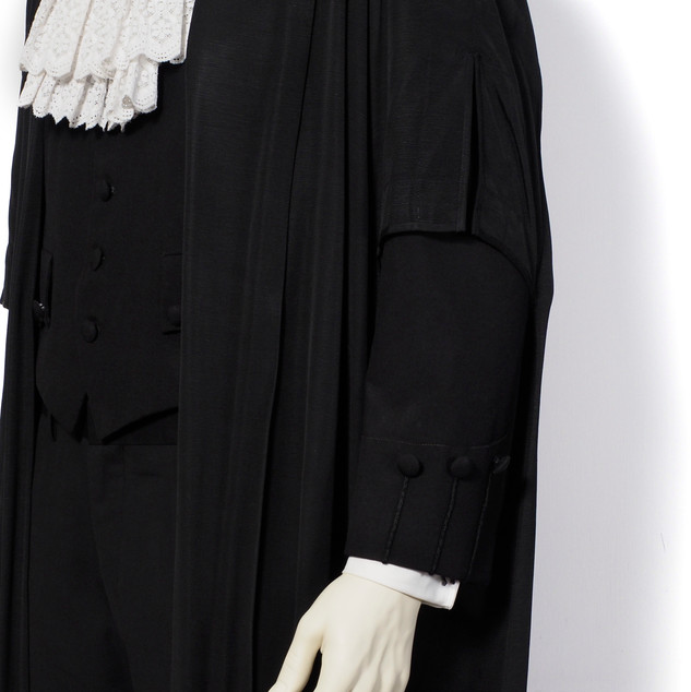 Left of the court dress