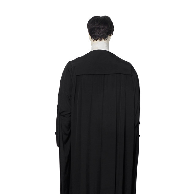 Back of the court dress