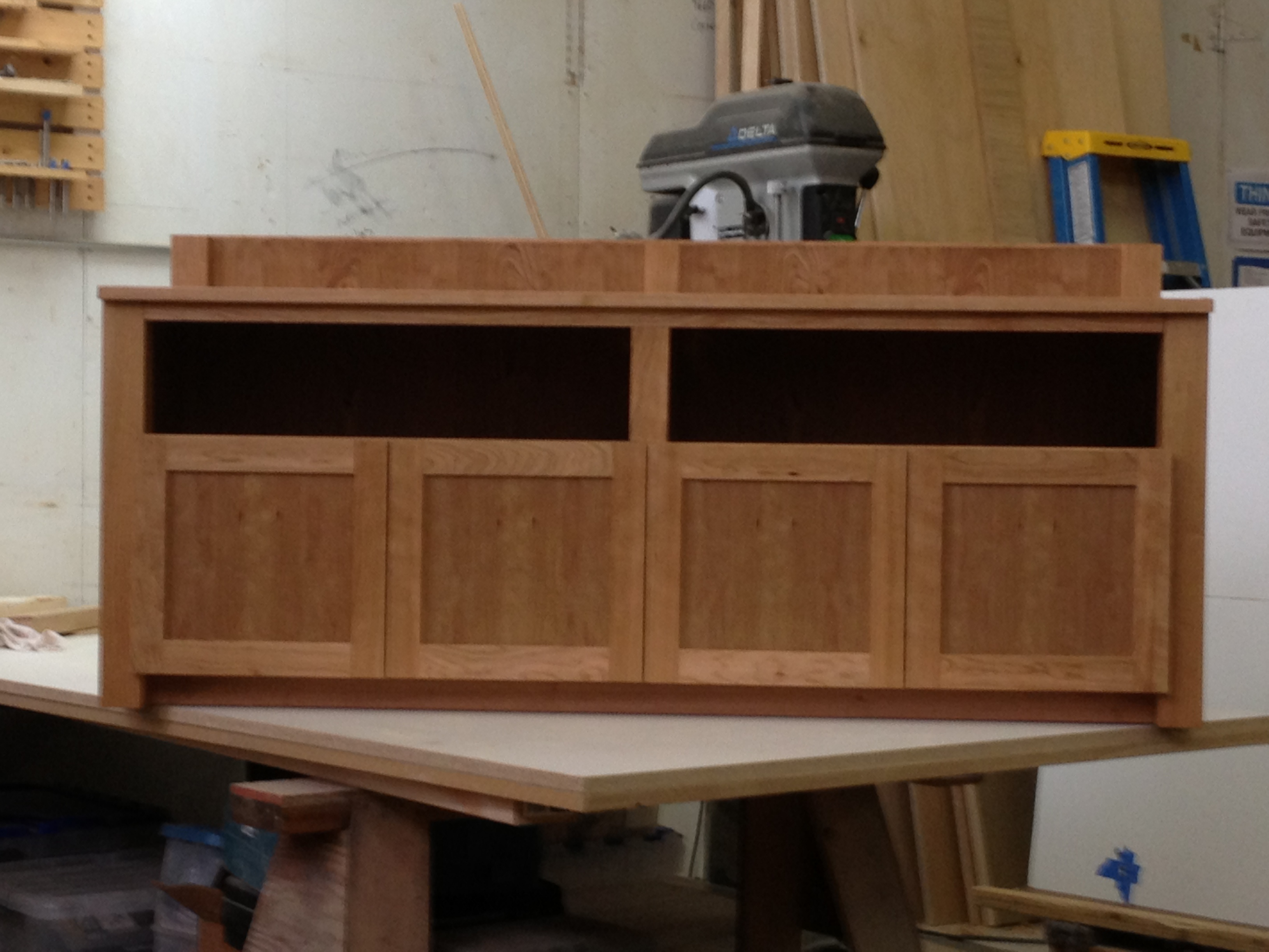 Cherry Entertainment / TV Stand
