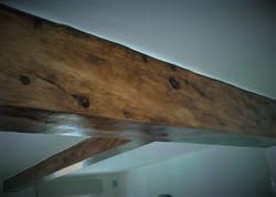 beams faux old oak