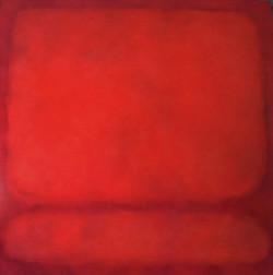 Rothko oil on canvas