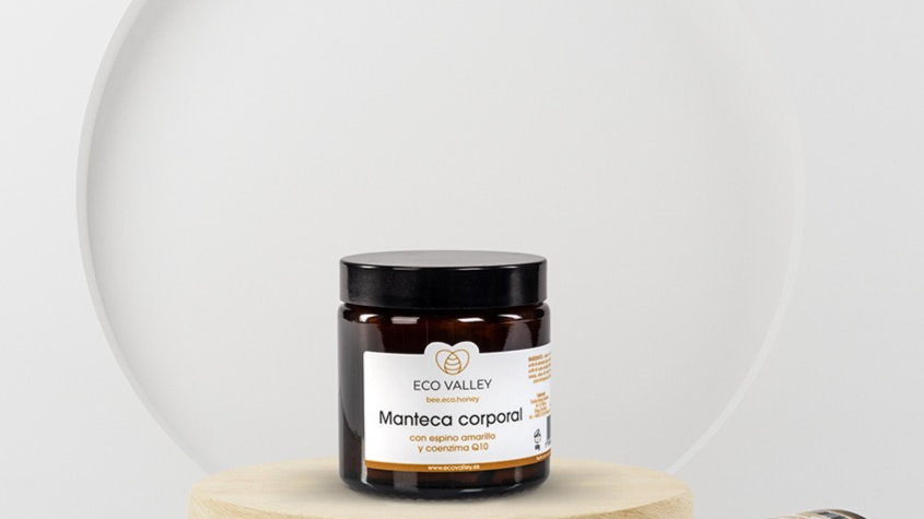 Luxurious Body Butter with Sea Buckthorn and Coenzyme Q10