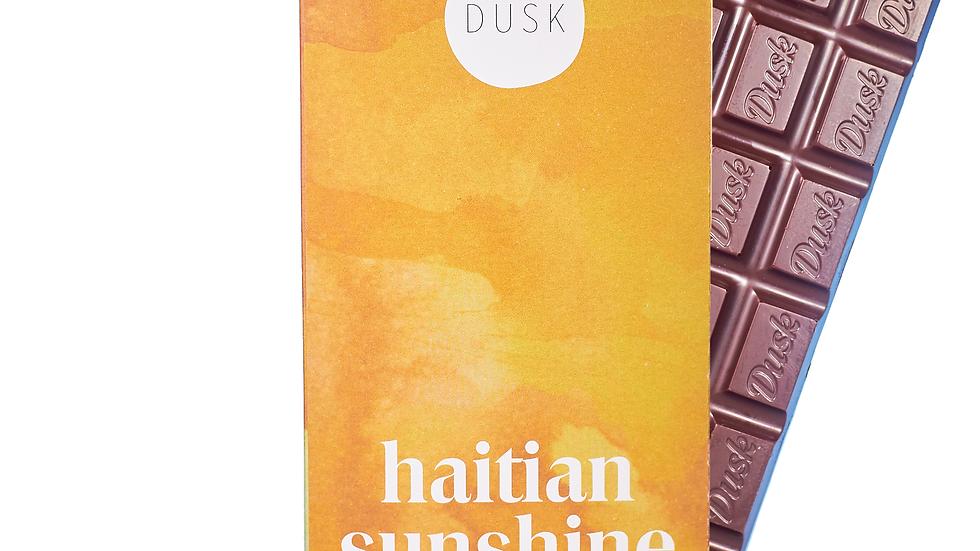 Chocolate Haitian Sunshine