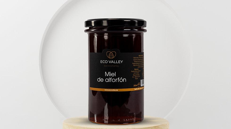 Buckwheat honey 545 ml
