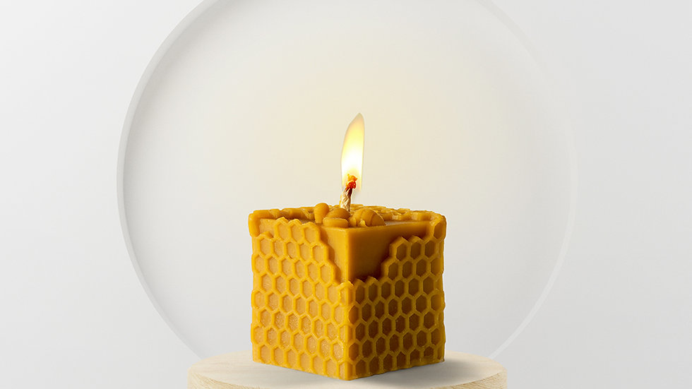 """Candle """"Cube"""" 130 g"""