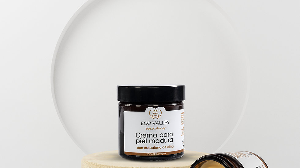 Cream for mature skin with Olive Squalane 50 ml