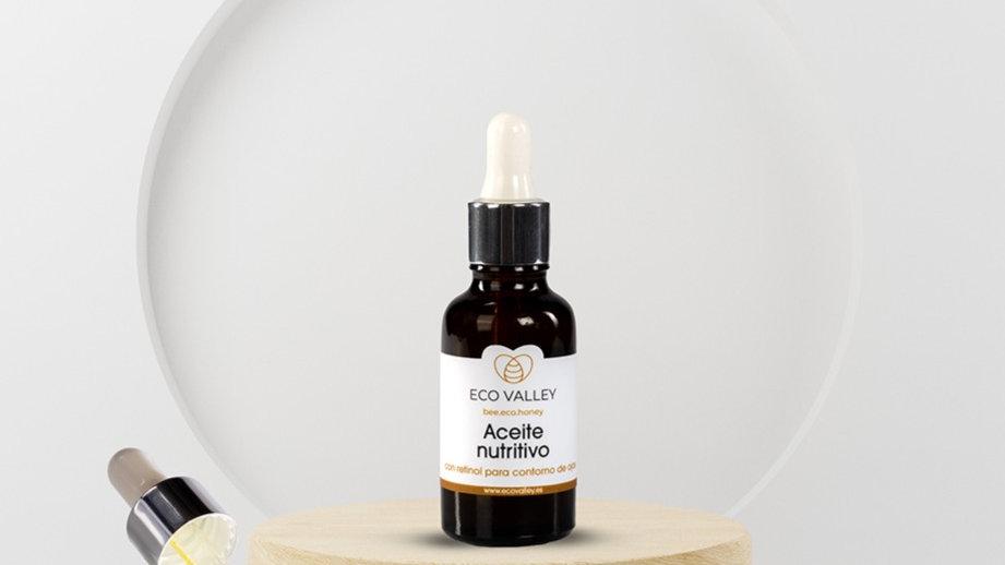 Nourishing Eye Oil with Retinol