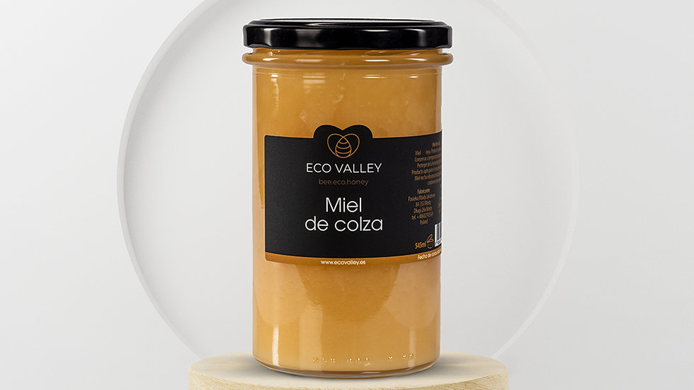 Rapeseed honey 545 ml