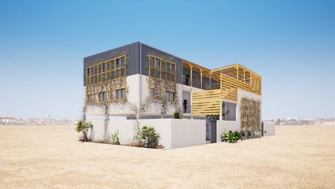 Extension d'une école primaire