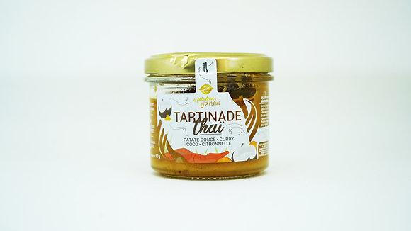 Tartinade Thaï