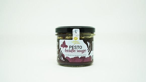 Pesto au Basilic Rouge