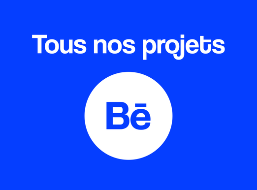 Projets Behance Yvonne & Pierrette