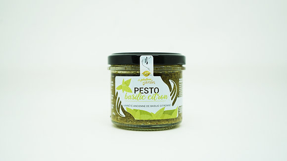 Pesto Basilic Citron