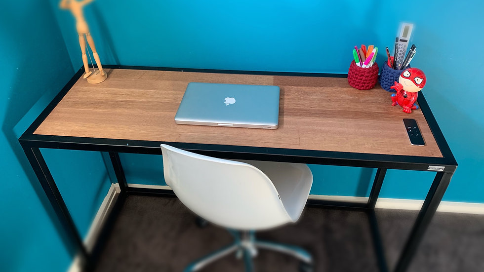 Handmade desk (free delivery Melbourne northern suburbs)
