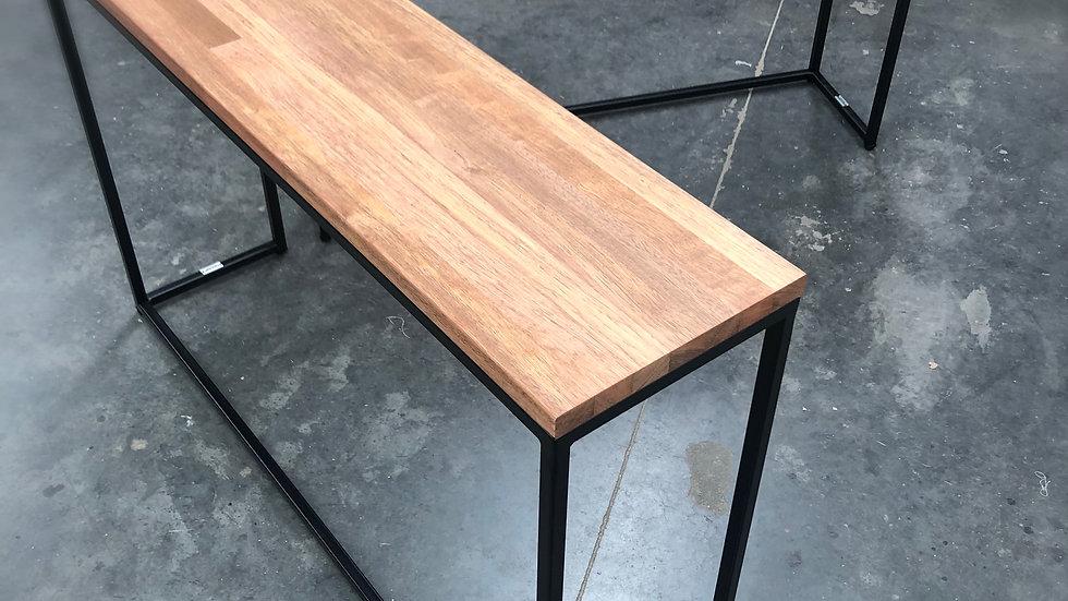 Stunning handmade hallway table.