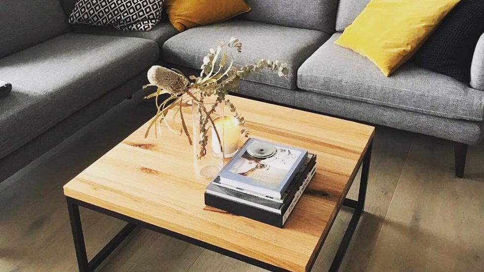 Handmade Coffee table (Powder Coated)