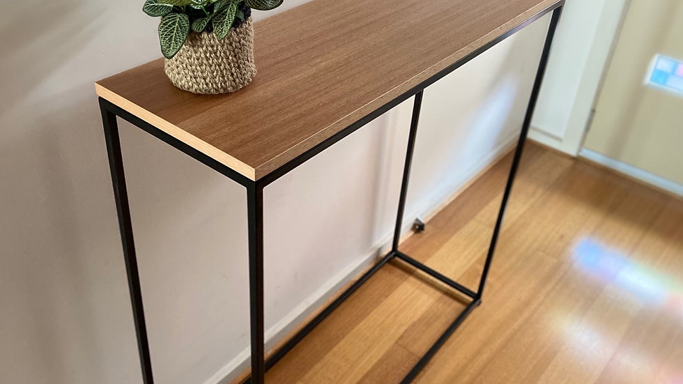 Handmade hallway table (Free delivery only Melbourne metro)