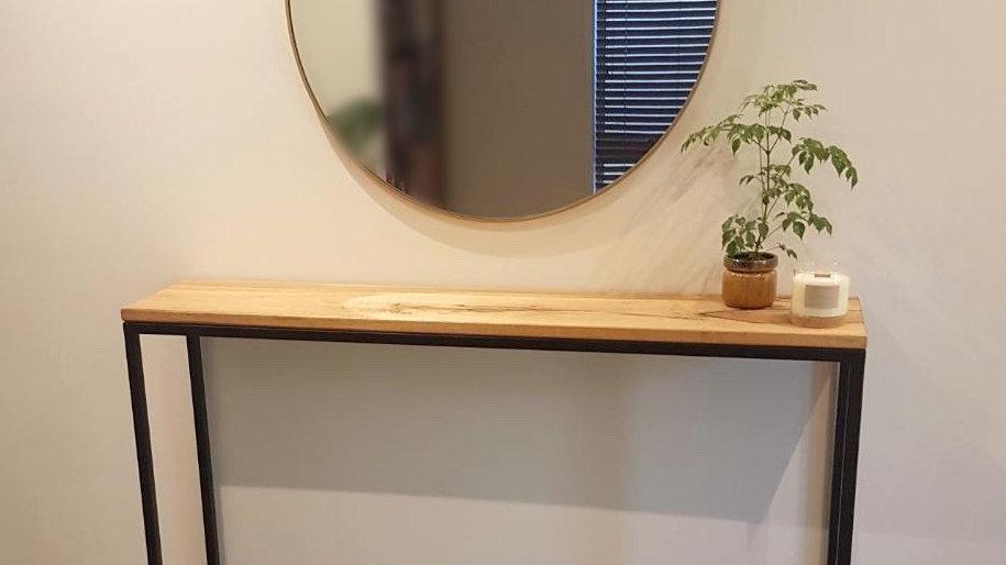 Handmade Hallway table.