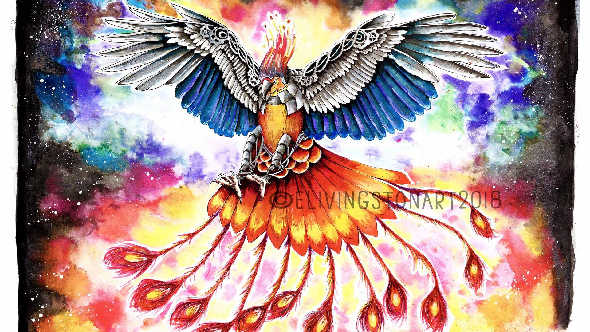 Phoenix - Mythical Mechanics