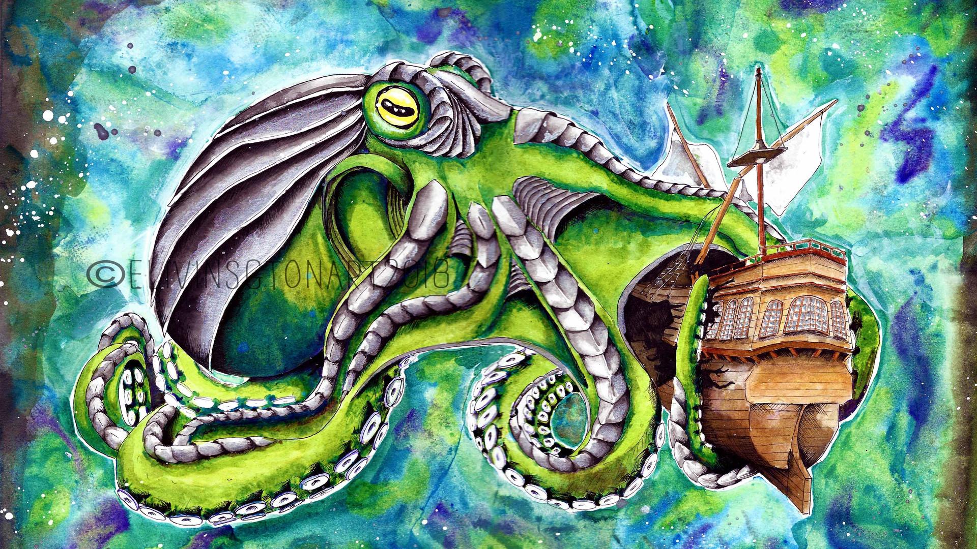 Kraken - Mythical Mechanics