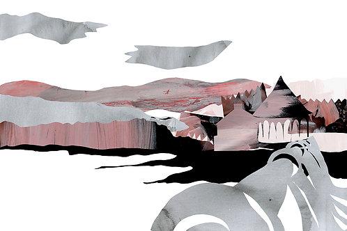 Landscape Prints A4