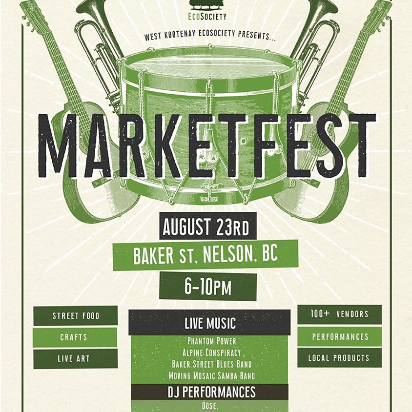 West Kootenay Ecosociety Marketfest