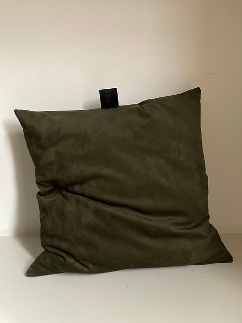 Khaki pillow