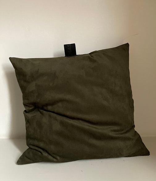 Khaki pillow