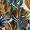 Thumbnail: Pintuck Dress - Blue Monsteria